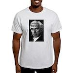 Bertrand Russell Ash Grey T-Shirt