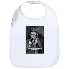 Existentialist Jean-Paul Sartre Bib