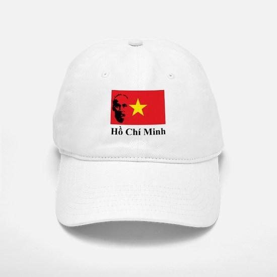 Ho Chi Minh Baseball Baseball Cap