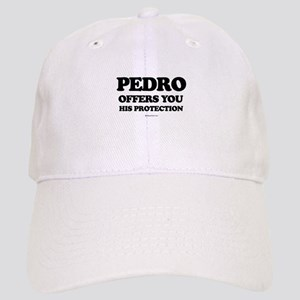 Pedro offers you his protection ~ Cap