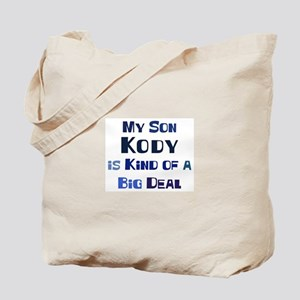 My Son Kody Tote Bag