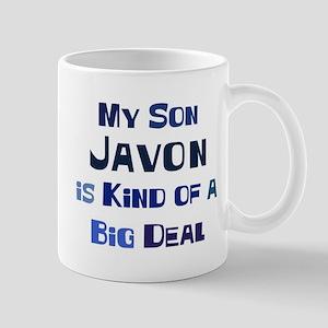 My Son Javon Mug