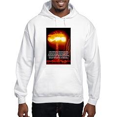 Atomic Bomb: Oppenheimer Hoodie