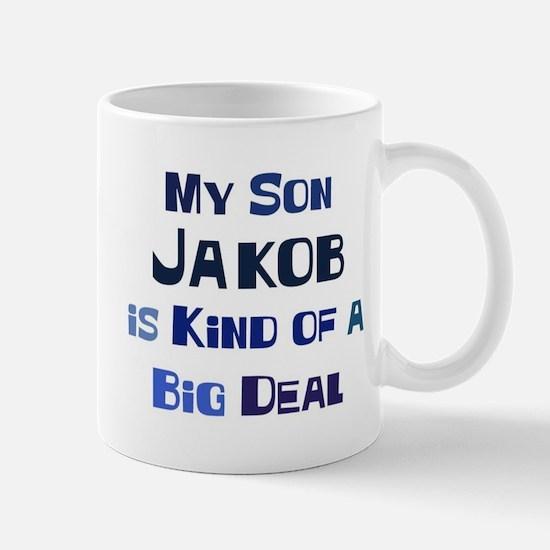 My Son Jakob Mug
