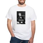 Michael Faraday White T-Shirt