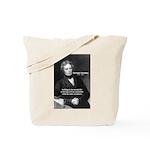 Michael Faraday Tote Bag