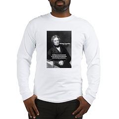 Michael Faraday Long Sleeve T-Shirt