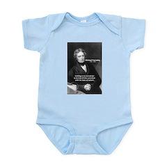 Michael Faraday Infant Creeper