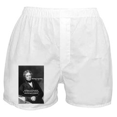 Michael Faraday Boxer Shorts