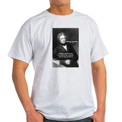Michael Faraday Ash Grey T-Shirt