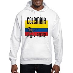 Colombia Rocks Hoodie