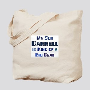 My Son Darrell Tote Bag