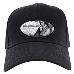 Mathematics: Blaise Pascal Baseball Hat
