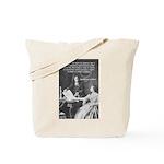 Leibniz Origins of Calculus Tote Bag