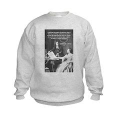 Leibniz Origins of Calculus Sweatshirt