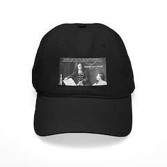 Leibniz Origins of Calculus Baseball Hat