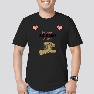 Proud US Army Aun T-Shirt
