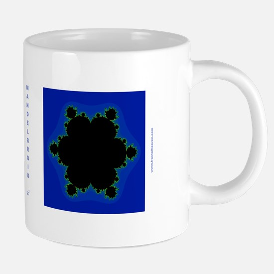 MandelbroidMug_z7.png 20 oz Ceramic Mega Mug