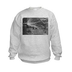 Alternating Current: Tesla Sweatshirt