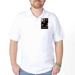 Imagination Thomas Edison Golf Shirt