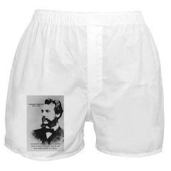 Alexander Graham Bell Boxer Shorts