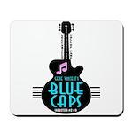 Inductee: Blue Caps - Mousepad