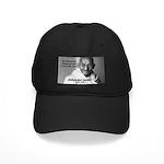 Loyalty to Cause: Gandhi Black Cap