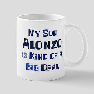 My Son Alonzo Mug