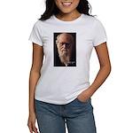Charles Darwin: Evolution Women's T-Shirt