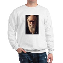 Charles Darwin: Evolution Sweatshirt