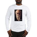 Charles Darwin: Evolution Long Sleeve T-Shirt