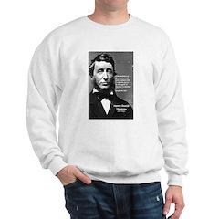 Philosophy / Nature: Thoreau Sweatshirt
