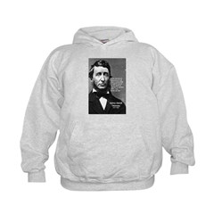 Philosophy / Nature: Thoreau Hoodie