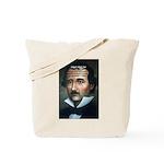 Poet Edgar Allan Poe Tote Bag