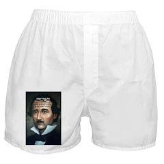 Poet Edgar Allan Poe Boxer Shorts