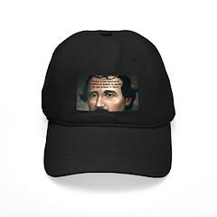 Poet Edgar Allan Poe Baseball Hat