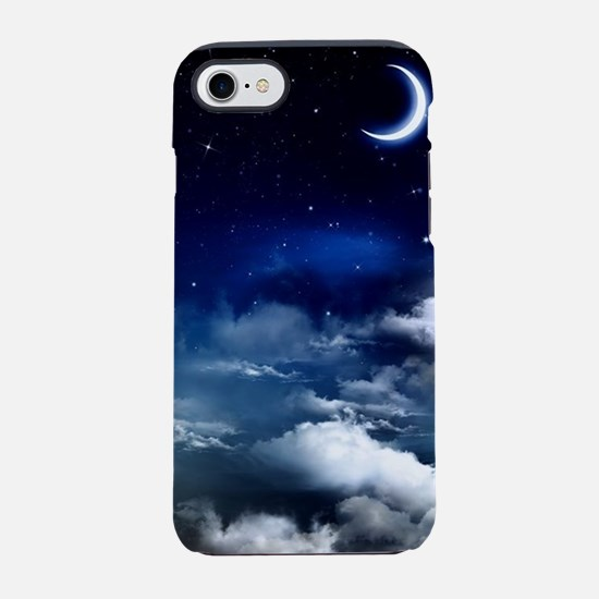 Silent Night iPhone 7 Tough Case