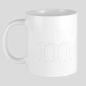 mehwhite 20 oz Ceramic Mega Mug