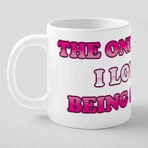 singlelove 20 oz Ceramic Mega Mug