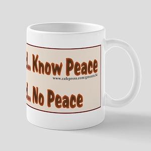 Know God Mug
