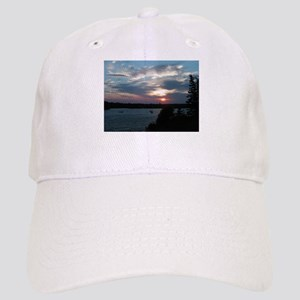 Sunset- Bass Harbor Maine Cap