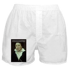 Romantic Poetry: Percy Shelley Boxers