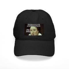 Romantic Writer: Percy Shelley Baseball Hat