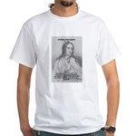 Shakespeare: Beauty of Juliet White T-Shirt