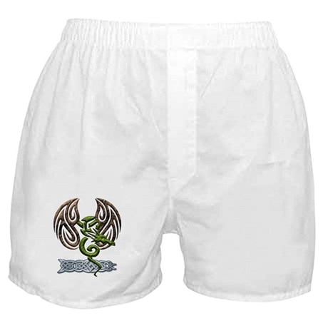 winged one Boxer Shorts