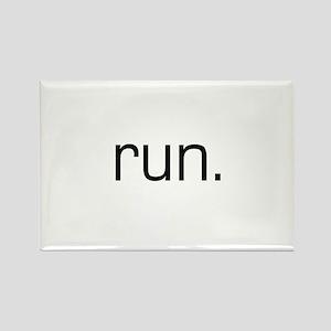 Run Rectangle Magnet