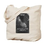 Novelist: Emily Bronte Tote Bag