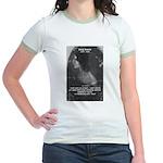 Novelist: Emily Bronte Jr. Ringer T-Shirt