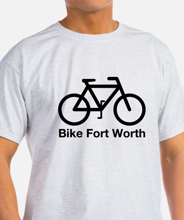 Bike Fort Worth T-Shirt