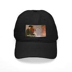 Hamlet Famous Soliloquy Baseball Hat